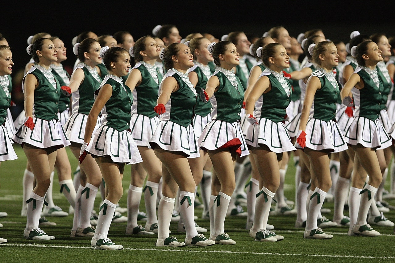 +7 great ideas | What to do with old cheerleading uniforms