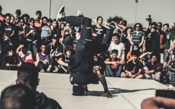 Why some people find breakdancing offensive - And why it really isn't
