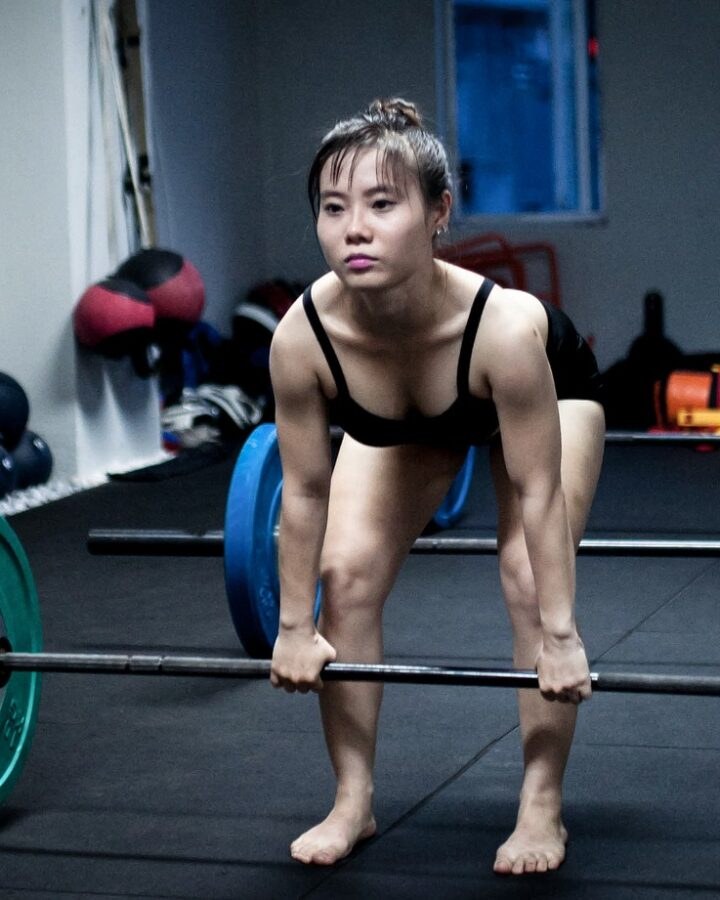Are deadlifts good for running?