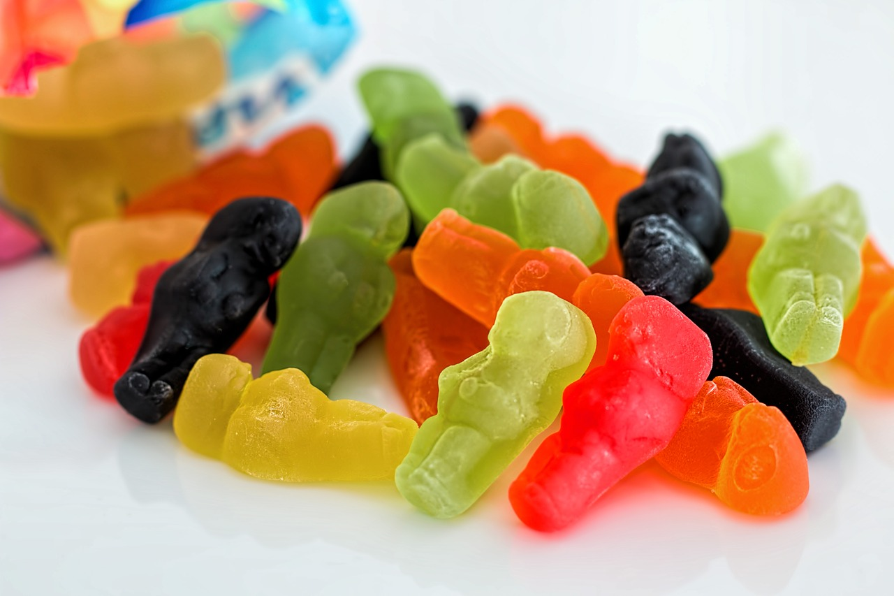 Are Jelly babies suitable for running?