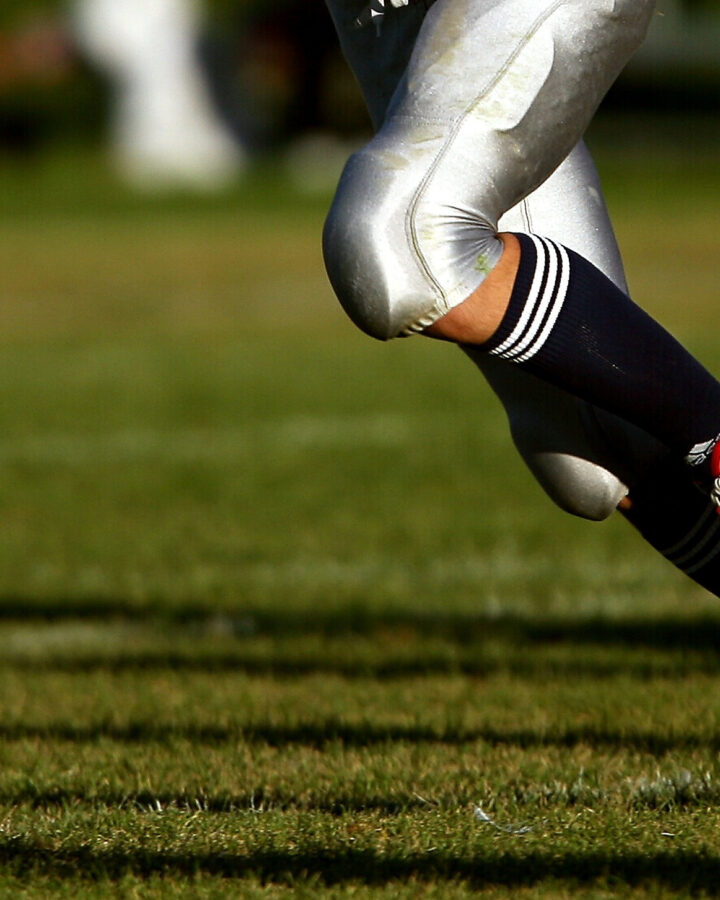 Are football shoes good for running?